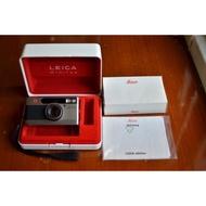 全配絕美銘機 Leica minilux 定焦版