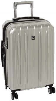 DELSEY Paris Delsey Luggage Helium Titanium, Carry On Luggage, Hard Case Spinner Suitcase, Graphite