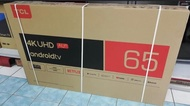 Brand New TCL Android Smart TV 65Inch