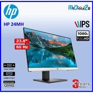 "HP 24MH 23.8"" IPS LED Backlit Monitor"