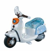 【真愛日本】冰雪奇緣2 艾莎 雪寶 Elsa 迪士尼 tomica takara 模型小車 4904810140245 TOMY車-冰雪2雪寶摩托車
