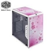 【CoolerMaster】Cooler Master MasterBox Q500L Sakura 櫻花版 ARGB機殼(Q500L ARGB 櫻花版)