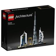 LEGO 樂高  Architecture 世界建築系列 - LT21052 杜拜塔