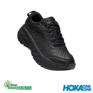 【 HOKA ONE ONE 】 新一代 | Bondi SR 女休閒鞋 黑BLACK