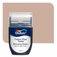 Dulux Colour Play Tester Relaxing Siesta 84YR 49/139