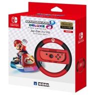 任天堂Switch Joy-Con用 NS HORI瑪利歐賽車 8 豪華版限定方向盤 紅瑪莉歐NSW-054【魔力電玩】