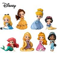 【日本正版】Q posket Petit 珍珠色 公主系列 愛麗絲 貝兒公主 仙杜瑞拉 白雪公主 小美人魚 長髮公主 奧蘿拉 茉莉公主 公仔 萬普