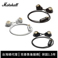 Marshall Minor II 藍牙耳塞式耳機 - 黑、白、棕 三色(台灣公司貨)