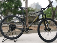 TRINX MTB 29Inch/622 LIMITED VERSION - X9 PRO (2021) 12 SPEED - DEORE SHIMANO 19INCH (L SIZE)