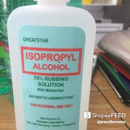 greatstar alcohol.isopropyl alcohol