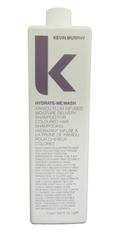 Kevin Murphy Hydrate-Me Wash Kakadu Plum Infused Moisture Delivery Shampoo, 33.6 Ounce
