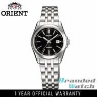 Orient SSZ3W003B Woman Swimmer Classic Quartz Analog Steel Watch SZ3W003B