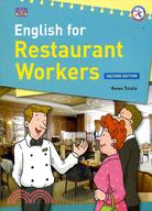 343.ENGLISH FOR RESTAURANT WORKERS 2/E RENEE TALALLA