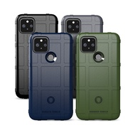 Google Pixel 5 保護殼防摔耐磨軍規手機殼防撞軟殼
