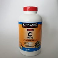 Kirkland Vitamin C Tablets
