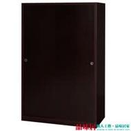 【品味居】阿爾斯 環保4.1尺塑鋼推門式六格衣櫃/衣櫥/收納櫃(4色可選)