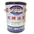 【 漆漆樂  】虹牌油漆NO.420 水性面漆專用透明 油性底漆 1加侖