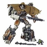 Hasbro Studio Series Transformers 18cm Megatron PVC Action Figure Deformation Robot Transformation Model Toy
