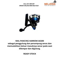 Harrow Ak200 Fishing Reel