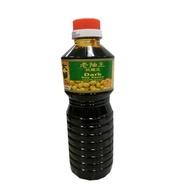 大華老抽王純釀造醬油640ML