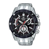 Casio Edifice รุ่น EFR-559DB-1AV สินค้าขายดี นาฬิกาข้อมือผู้ชาย สายสแตนเลส (สินค้าใหม่ล่าสุด)