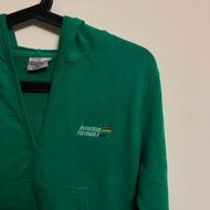 Benetton Formula 1 綠色開襟帽T