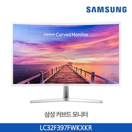 [Samsung] Cuved LED Monitor 80.1cm 32 Inches LC32F398FWKXKR