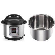 Instant Pot DUO60 with Additional Inner Pot