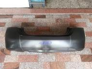 NISSAN系列 BIG TIIDA-2013 全新正廠件 後保桿