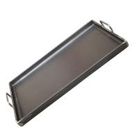 烤肉盤鐵板燒烤盤烤魷魚鐵板豆腐設備雞蛋灌餅鍋手抓餅加厚鋼板專用鐵板