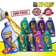 HI-REV ORIGINAL MOTORCYCLE ENGINE OIL 4T & 2T MOTORCYCLE OIL