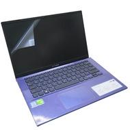 【Ezstick】ASUS X412 X412FL 靜電式筆電LCD液晶螢幕貼(可選鏡面或霧面)
