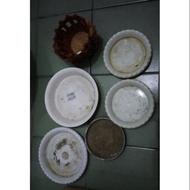 花盆 盆器 磁飯碗 全新碗粿碗一個18元