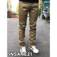 【特價商品】LEVIS 牛仔褲 511 窄版 小直筒 工作褲 卡其 WARM 045113029【Insane-21】