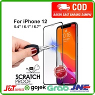 Tempered Glass Full Cover Iphone 12 Pro Max Iphone 12 Iphone 12 Pro Iphone 12 Mini