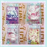 日本大創 全新現貨 DAISO 三麗鷗 KITTY  美樂蒂 口罩 證件收納袋 夾鏈袋