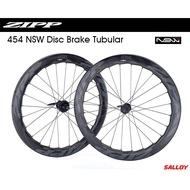 ZIPP 碳纖維管胎碟煞輪組 - 454 NSW Disc Brake Tubular