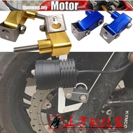 Motorcycle Benelli TRK251 502C 752S modified spotlight bracket CNC mounting code accessories