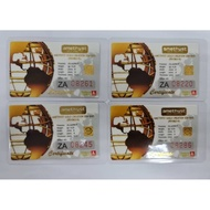 Gold Bar 0.25 gram Amethyst