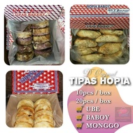 Tipas Hopia | The Original Hopia Bakery and Ribbonettes brand from Tipas Taguig 10pcs / box