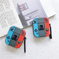 AirPods 1/2/3代 AirPods Pro switch 矽膠保護套