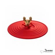 【Bone】麋鹿水杯蓋(造型水杯蓋 無毒認證矽膠)