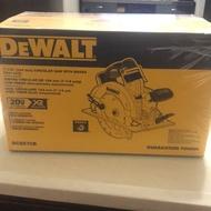 勇桑 全新DEWALT得偉無刷7寸DCS570圓鋸機