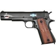 二戰 P40 鯊魚機 M1911 瓦斯槍 ( COLT 1911 GBB kimber 45手槍BB槍MEU短槍V12