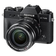 【高雄四海】FUJIFILM X-T20 (18-55mm F2.8-4 OIS).全新平輸一年保固.4K錄影.XT20