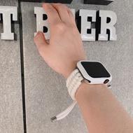 เชือกการเคลื่อนไหวสายนาฬิกา Apple Iwatch6ใช้ Applewatch5 Individuality Tide 3-4รุ่น SE ผู้ชายและผู้หญิง