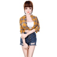 SEX DOLL💋Full Silicone Entity Sex Doll Non-inflatable Doll Adult Sex Toys Masturbation For Male #8043