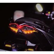 Hz二輪精品 KOSO尾燈 FORCE尾燈 隼 後燈 FORCE 115 LED 海鷗後燈 燻黑 非 CTH 鋼彈 夜鷹