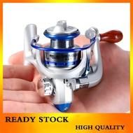 Metal Head Bm150 Lure Reel 5.5:1 High Speed Reel Spinning Reel 10BB Metal Small Fishing Boat Reel
