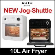 VOTO KOREA New Jog-Dial 10L Air Fryer Airfryer Oven CAJ10L